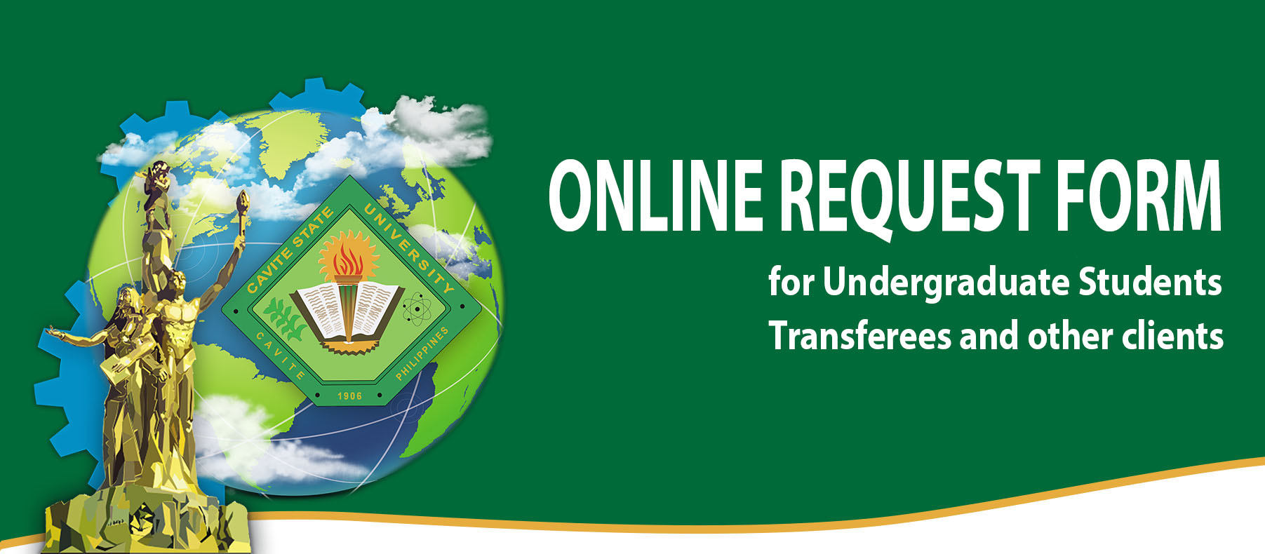 REQUEST FORM FOR CREDENTIALS OF UNDERGRADUATE STUDENTS, TRANSFEREES AND OTHER CLIENTS