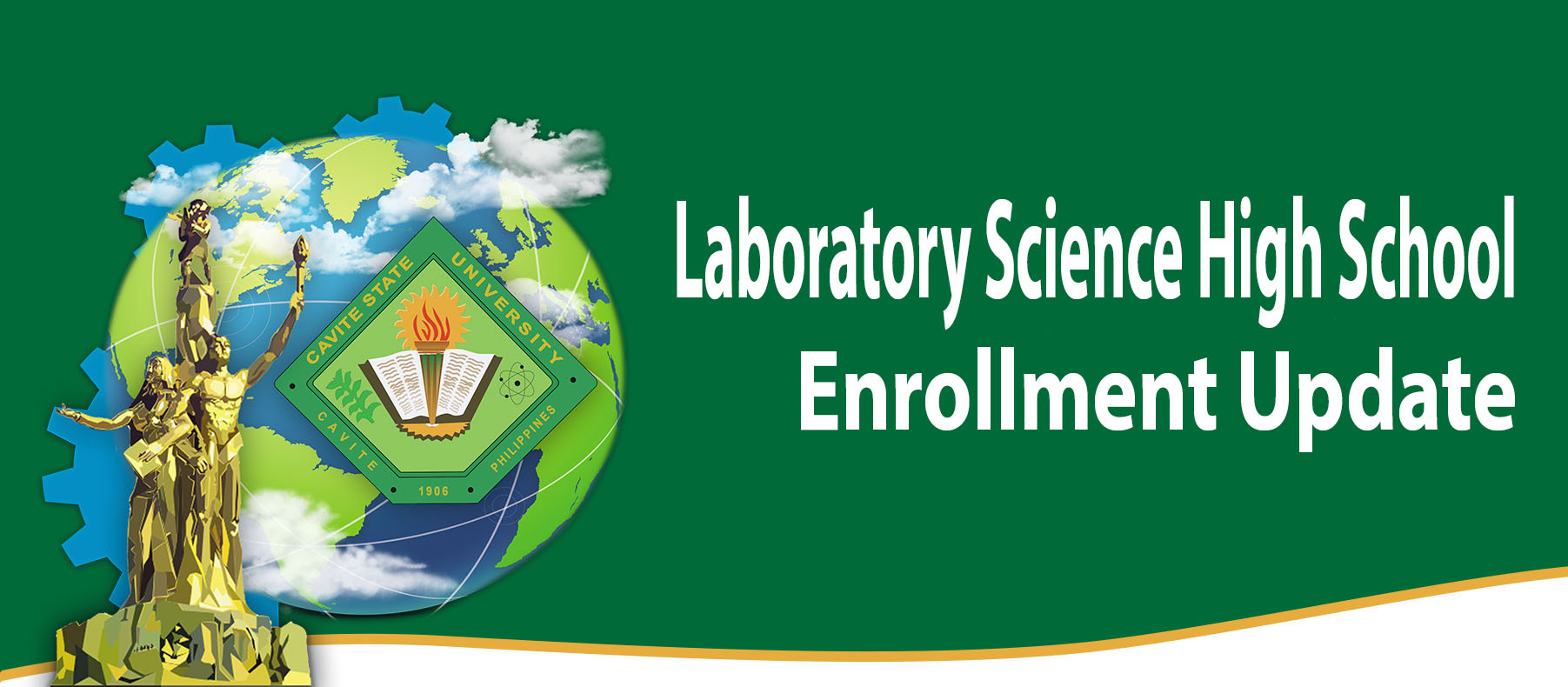 Announcement for the Enrollment of Laboratory Science High School Students